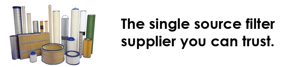 The Single Source Filter Supplier You Can Trust.